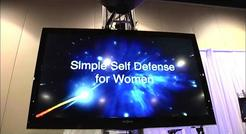 Conference  Simple Self Defense for Women