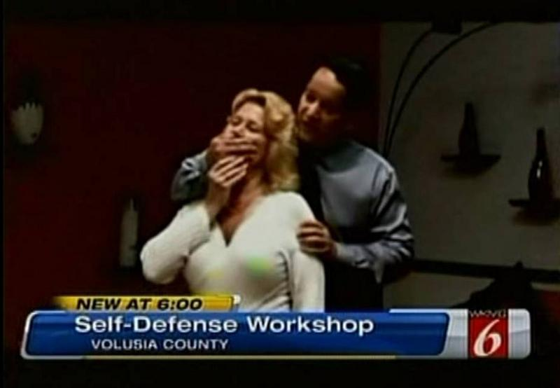 WKMG Channel 6 News Simple Self Defense for Women
